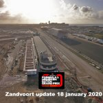 Zandvoort Dutch GP overhaul update 18 january 2020